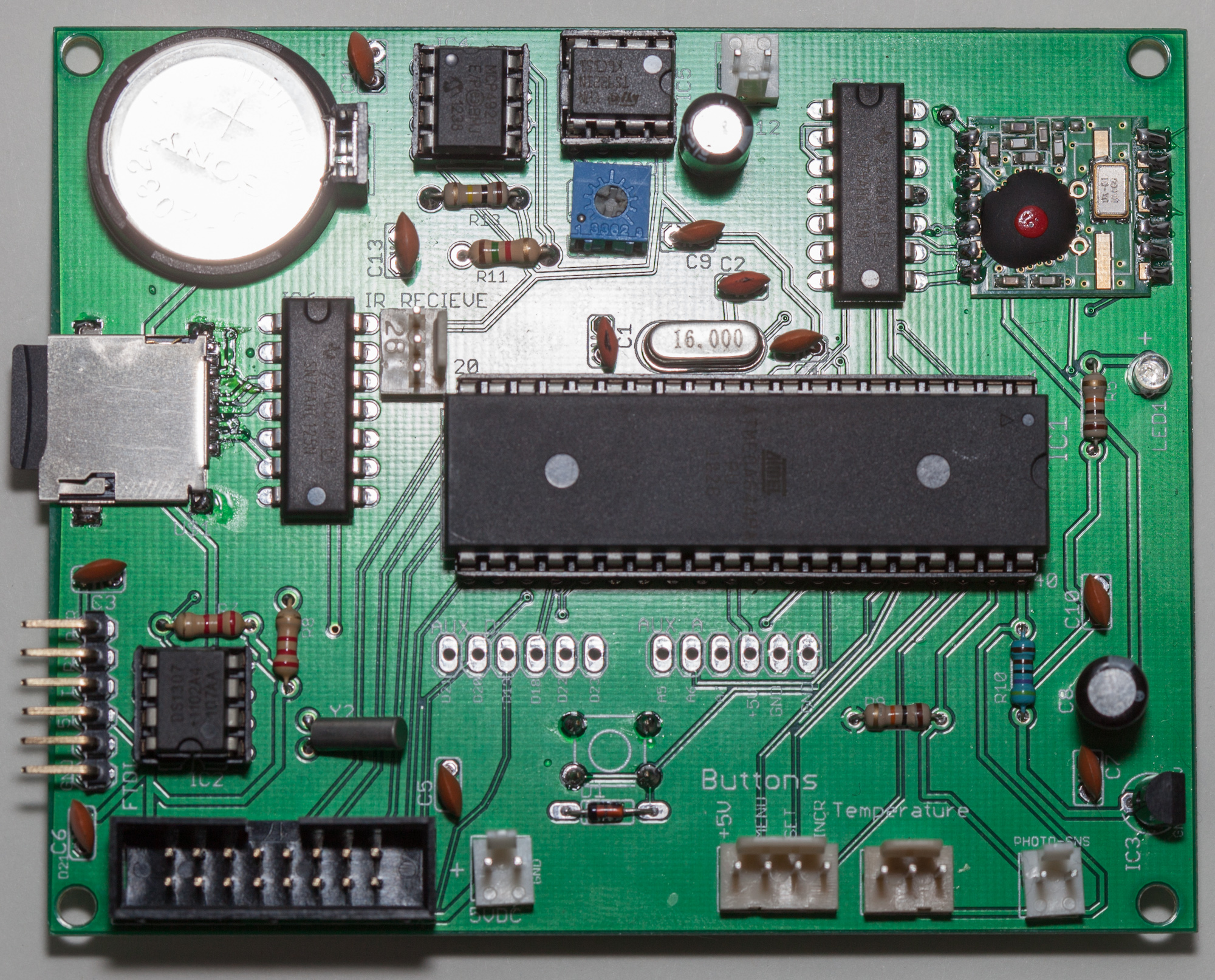 PCB V2.0