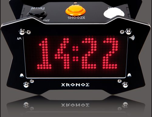 Xronos 2.1 in stock. V2.0 on sale!