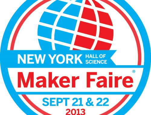 See Xronos Clock at Maker Fair in NY Sept 21&22 !